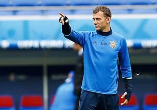 Позиция сборной Украины в рейтинге ФИФА осталась неизменной
