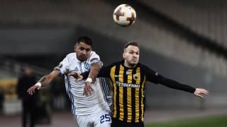 Лига Европы: «Динамо» не сумело раскусить крепкий грецкий орех