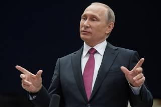 А может, проститутка - это Путин?
