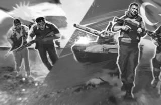 Новая война сирийских курдов. Опять с Турцией