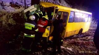 Серьезная авария с участием двух маршруток заставила КГГА проверить всех перевозчиков столицы