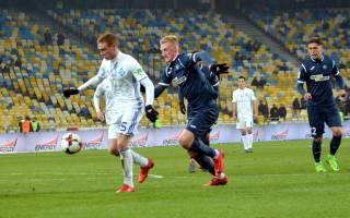 Большой футбол вернулся в Украину. Лидеры все те же