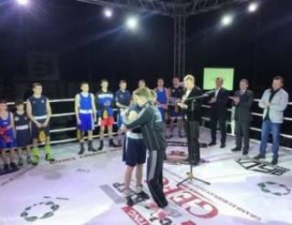 В Ужгороде прошел второй открытый международный турнир по боксу