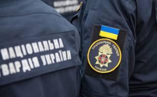 В МВД объяснили, почему бойцы Нацгвардии ушли из помещения Шевченковского суда