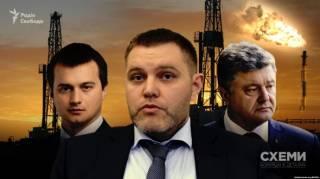 Журналисты рассказали, как окружение Порошенко получило контроль над крупным газовым месторождением