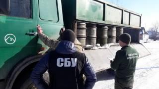 Командование одной из воинских частей слило населению 50 тонн горючего под видом нужд АТО