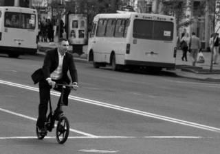 Киевские хроники: о велосипедах и хомячках
