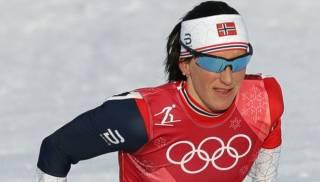 Итоги тринадцатого дня Олимпийских игр: рекорд для норвежской лыжницы