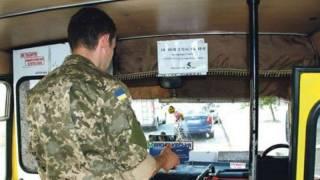 В Черновцах водитель маршрутки выгнал участника АТО и нахамил правоохранителям