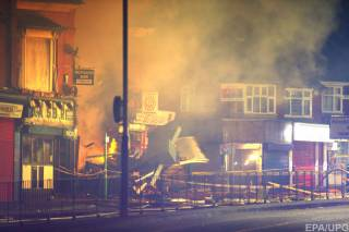 В английском Лестере прогремел мощный взрыв. Погибли 4 человека