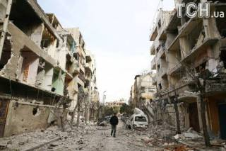 СМИ сообщают о новой химической атаке в Сирии. Среди погибших есть дети