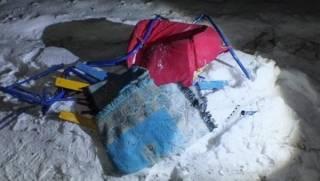 Во Львове водитель микроавтобуса насмерть сбил девочку, катавшуюся на санках