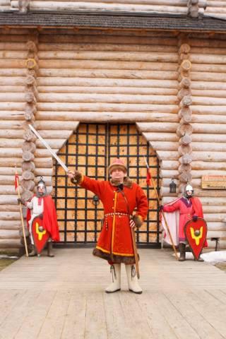 В «Парке Киевская Русь» состоится открытие весеннего сезона