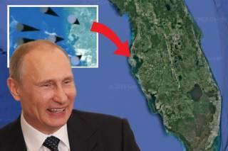 Новейшее оружие, угрожавшее во время выступления Путина Флориде, оказалось старой днепропетровской разработкой