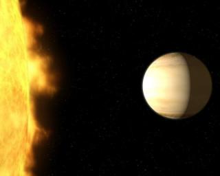 Астрономы нашли планету, на которой есть вода