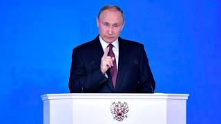Куда послал Россию Путин?