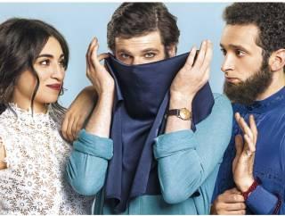 В украинский прокат выходит французская романтическая комедия «Ищите женщину»