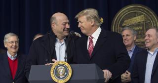 От Трампа уходит его ведущий экономический советник