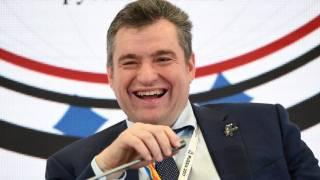 «Я руки не распускаю, если только чуть-чуть»: журналистка Би-би-си стала объектом домогательств депутата Госдумы Слуцкого