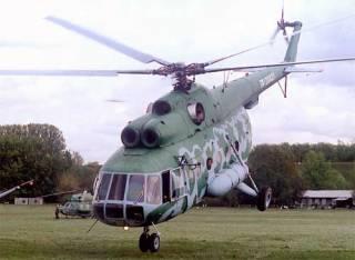 Авиакатастрофу потерпело второе воздушное судно с российскими военными за сутки