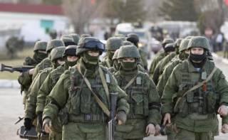 В США заметили, что Россия размещает свои силы так, чтобы быстро вторгнуться в Украину