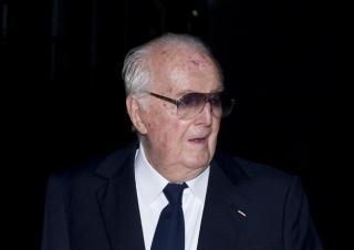 Скончался законодатель мировой моды Юбер де Живанши