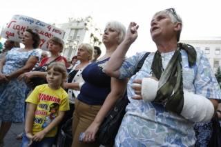 Солдатские матери просят о помощи, чтобы достучаться до президента