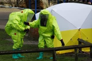 Один из создателей газа, которым в Англии отравили бывшего грушника, рассказал о его страшной силе