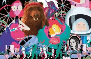 В Украину едет Лондонский международный фестиваль анимации. Не пропустите