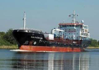В Нигерии арестовано судно с 16 украинцами на борту