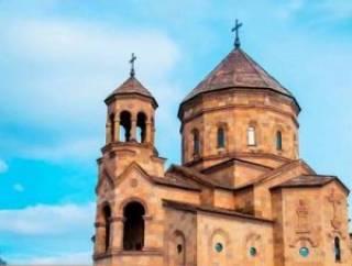Католикос всех армян Гарегин II освятит армянскую церковь в Днепре