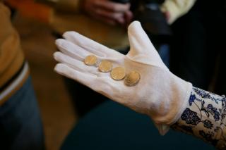 Нацбанк презентовал новые оборотные монеты
