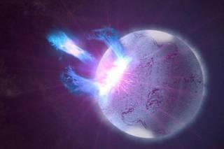 Незадолго до смерти Хокинга ученые зафиксировали три мощнейших импульса из космоса