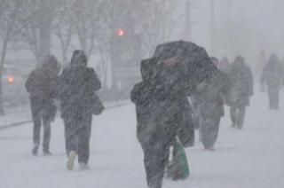 В Украину возвращаются метели и снегопады