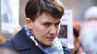 Савченко заявила, что видела как Парубий заводил снайперов в гостиницу «Украина»