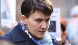 Савченко заявила, что рассказывая о снайперах, кое-что напутала, но из Рады ее таки вывели