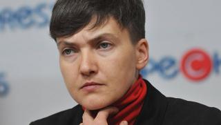 Савченко внесли в список «Миротворца», а сама она «готова бросить Порошенко в лицо» свою награду
