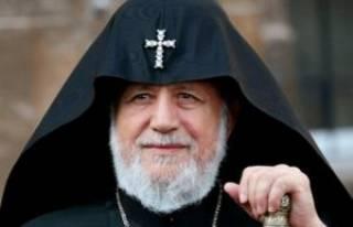 В Киеве наградили Католикоса Всех армян Гарегина II