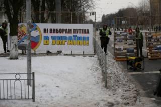 В день «выборов Путина» в Украине заблокированы все российские дипучреждения. А в Одессе – «заминировано»