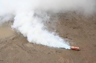 Минобороны Украины потратило 72 млн грн на закупку дымовой смеси для съемок кино и окуривания деревьев