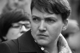 Надежда Савченко: Нашей власти я могу сказать только одно: бойтесь или бегите