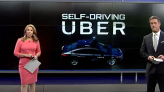 В США зафиксирована первая смерть от беспилотного автомобиля