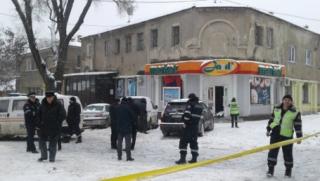 В центре Кишинева в магазине прогремел взрыв. Есть погибшие