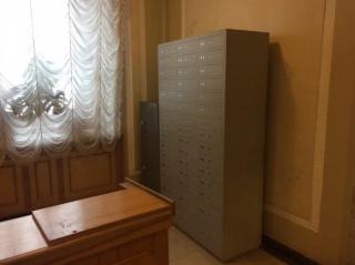 После истории с «гранатами Савченко» в парламенте появились сейфы для оружия депутатов