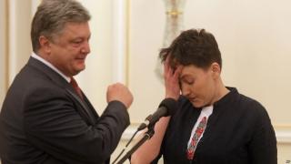 Порошенко сделал из Савченко подарок для российской пропаганды