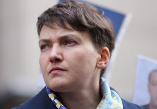 Как выяснилось, Савченко в политику привела не Тимошенко