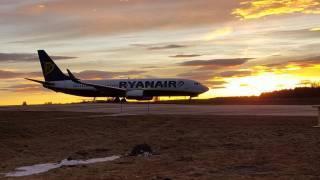 С 15 октября Ryanair начнет летать в Украину по 15 направлениям. Уже можно бронировать билеты
