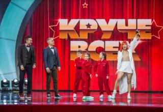 Светлана Тарабарова на «Круче всех» увлеклась... скипингом