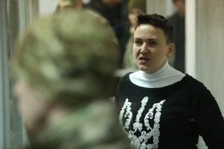 Савченко арестовали и накмекнули на пожизненный срок