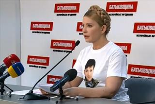 «Нужно было настаивать на психологической реабилитации». Тимошенко впервые прокомментировала ситуацию с Савченко